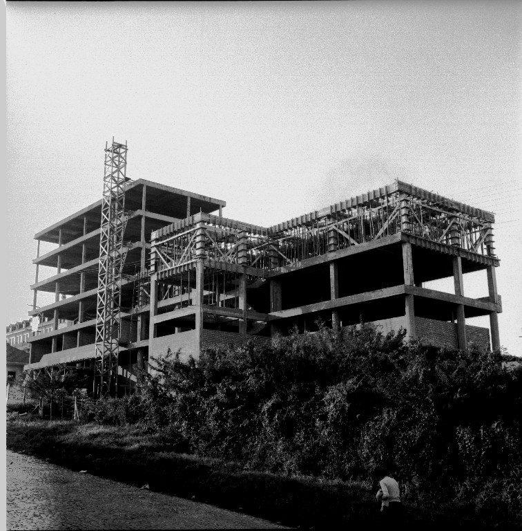 Foto tirada no dia 01 de janeiro de 1962
